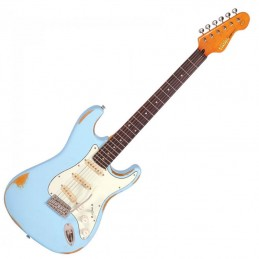 Vintage V6 Icon ST-Style Electric Guitar
