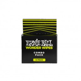 Ernie Ball Wonder Wipes...