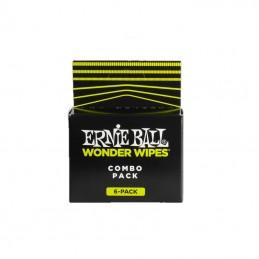 Ernie Ball Wonder Wipes Guitar Care