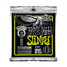 Ernie Ball 3121 Coated