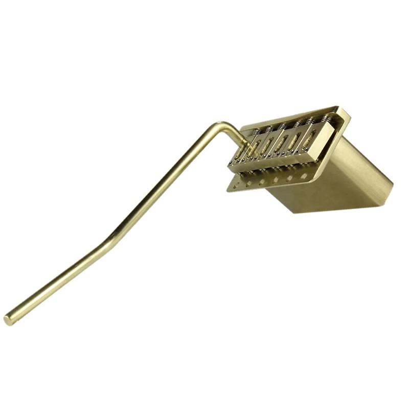 Vintage Style Strat Trem Brass