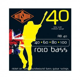 Roto Bass Rotosound RB40 Bass String Set