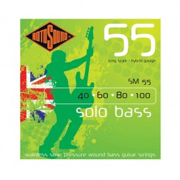 Solo Bass 55 Rotosound Bass String Set