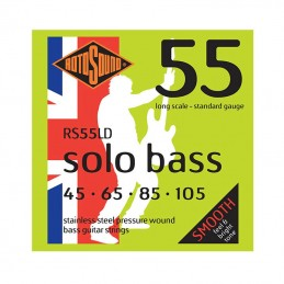 Solo Bass Rotosound R55-LD String Set 45-105