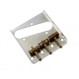 Gotoh BS-TC1-AC Low Profile Telecaster Vintage Bridge Aged Chrome