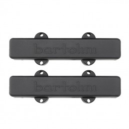 Bartolini Jazz Bass Pickup Set 9J, Bright, Deep Bridge  PU-1220-023