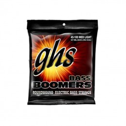 GHS Bass Boomers 3045 Nickel Plated Steel Bass Guitar Strings