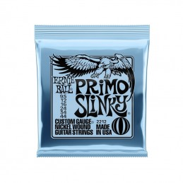 Ernie Ball Primo Slinky 9.5-44 Nickel Plated Electric Guitar Strings