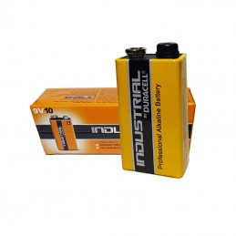 Duracell Industrial 9 Volt PP3 Pedal Battery (Single)