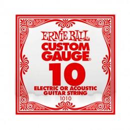Ernie Ball Plain Steel Single String .010