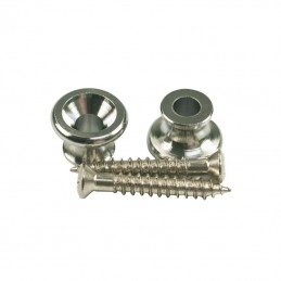 Kluson Gibson Style Strap Buttons (Set 2)
