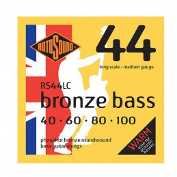 Rotosound Bronze Bass RS44LC Acoustic Strings