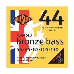 Rotosound Bronze Bass RS445LD Acoustic Strings