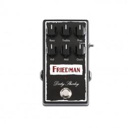 Friedman Dirty Shirley Overdrive Pedal