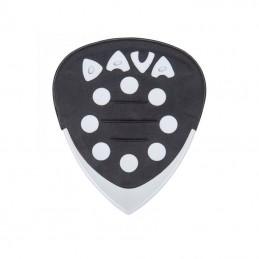 Dava Power Grips Heavy Guitar Picks Pack 6