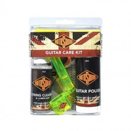 Rotosounds GCK1 Guitar Cleaning And Maintenance Kit