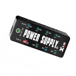 XVIVE Compact Pedal Power Supply Unit