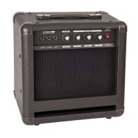 Bass Guitar Amplification