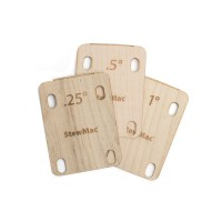 Guitar Neck Shims, Pre Cut, Quality Parts By StewMac