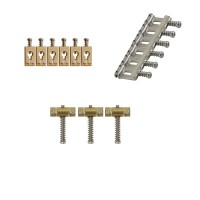 Guitar Parts | Bridge Saddles And Bridge Components