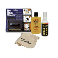 Guitar Polish, Oil And Cloths