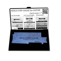 Guitar Tech Tools For Installation And Maintenance Of The Nut And Saddles
