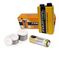 Batteries | Replacement Batteries For Tuners, Pedals, Active Guitars And Mikes