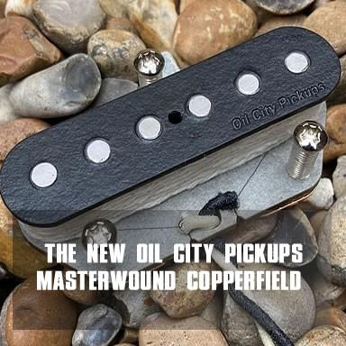 Oil City Guitar Pickups
