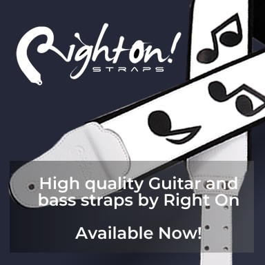 Right On Guitar Straps