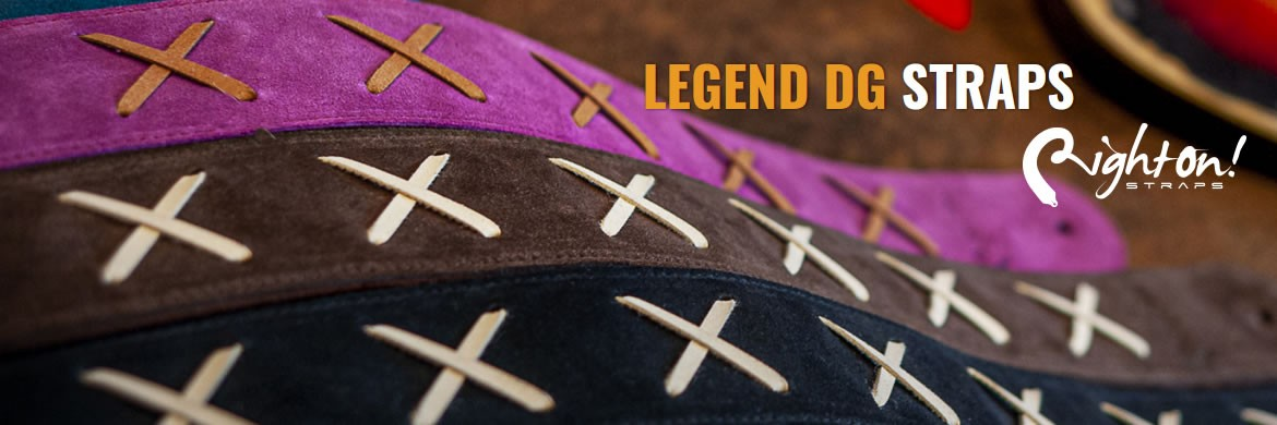 Right On Guitar Straps Legend Series