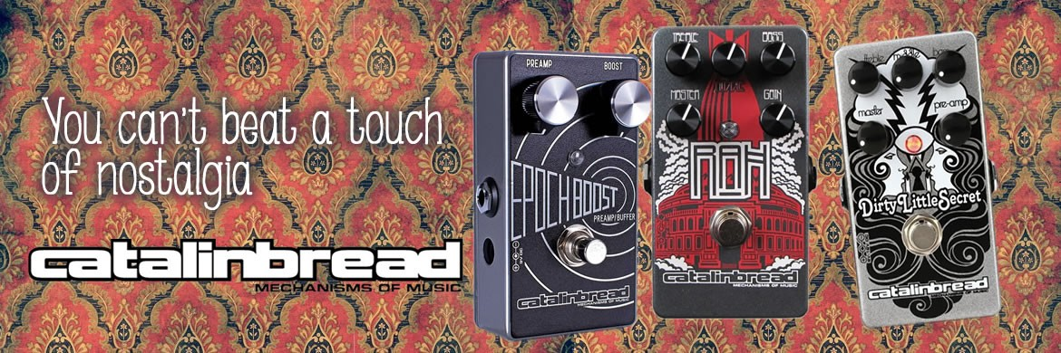 Catalinbread Effects Pedals Special Prices